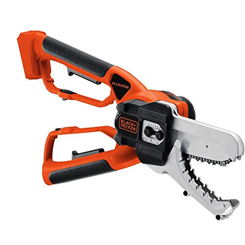 BLACK+DECKER Bare Max Lithium Ion Alligator Lopper Saw, 20-Volt,Without Battery.