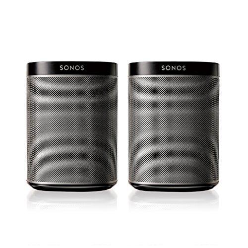 Wireless Smart Speakers for Streaming Music - Starter Set Bundle