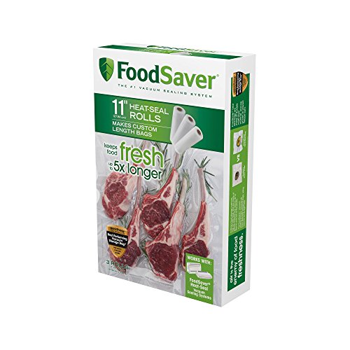 """FoodSaver 11"""" Roll with unique multi layer construction"""