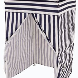 Impact Canopy 4x4 Privacy Cabana Pop up Canopy Tent Changing Room