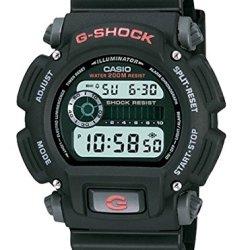 Casio Men's G-Shock Classic Digital Watch (Black)