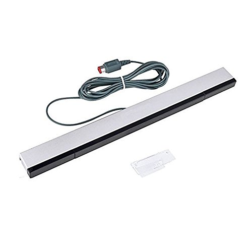 CAVN New Replacement Wired Infrared Ray Sensor Bar for NIntendo Wii and Wii U Console