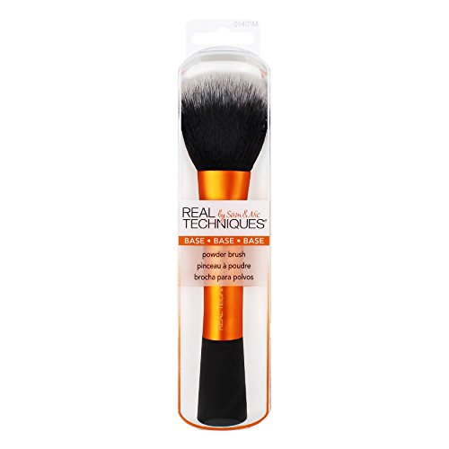 Real Techniques Cruelty Free Powder Brush With Ultra Plush Hand Cut