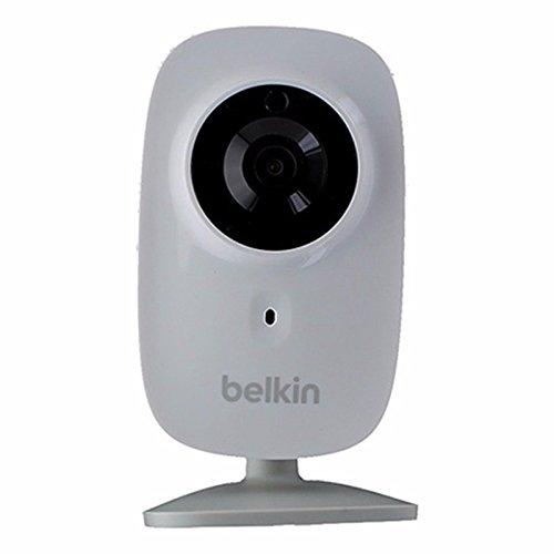 Belkin NetCam HD+ Wi-Fi enabled Camera works with WeMo