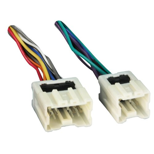 Metra Wiring Harness for Select 1990-2005 Nissan/Infiniti Vehicles