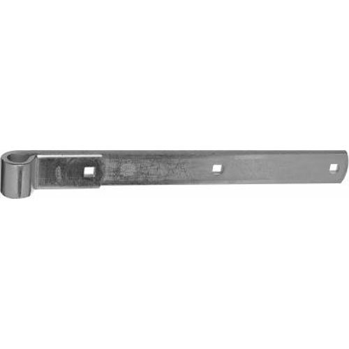 NATIONAL MFG/SPECTRUM BRANDS HHI N130-799 14-Inch Zinc Strap Hinge