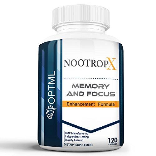 NootropX Advanced Nootropic Brain Supplement