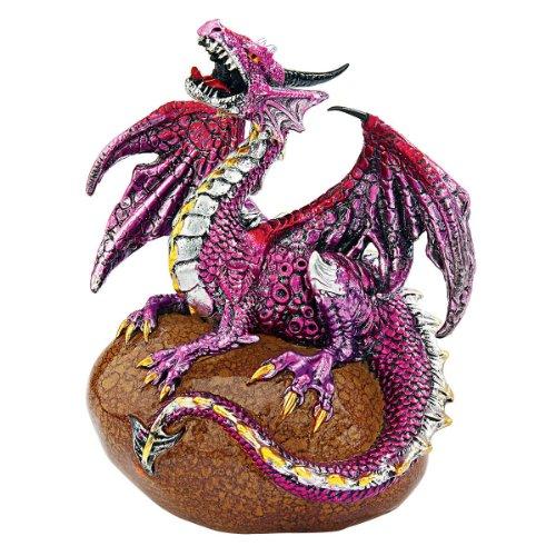 Design Toscano Golden Yolk Dragon Hatchling Statue