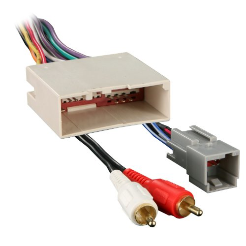 Metra Radio Wiring Harness for Ford 03-Up Amp