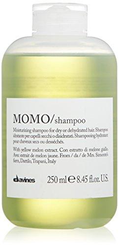 Davines Momo Moisturizing Shampoo for Dry and Dehydrated Hair, 8.45 Ounce
