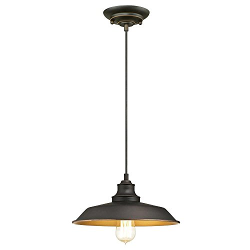 Westinghouse Iron Hill One-Light Indoor Pendant