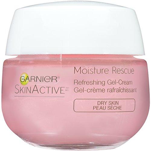 Garnier SkinActive Moisture Rescue Face Moisturizer, For Dry Skin