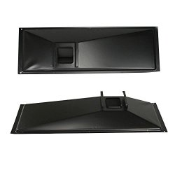 Kenmore Gas Grill Grease Tray Genuine Original Equipment Manufacturer (OEM) part for Kenmore