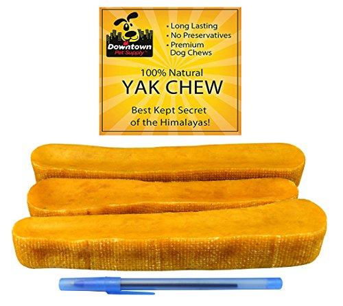 Downtown Pet Supply Himalayan Yak Dog Chew, 1 lb