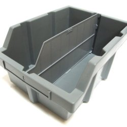 Seville Classics Dividers for Commercial Bin Rack System, 6-Pack