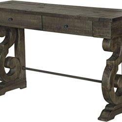 "Magnussen T2491-73 Bellamy Rectangular Sofa Table, 29"" x 50"" x 16"""