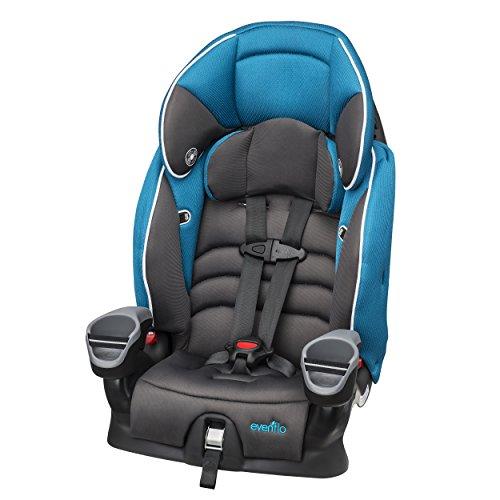 Evenflo Maestro Booster Car Seat Thunder
