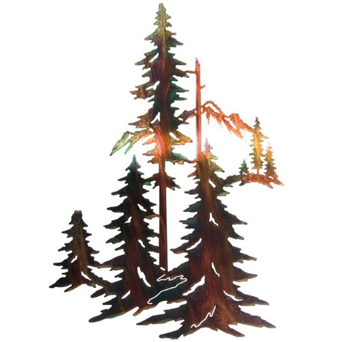 Forest Wall Hanging - Small - Wilderness Decor