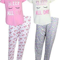 dELiA*s 'dELiAs 2-Pack Girls Pajama Sleepwear Sets