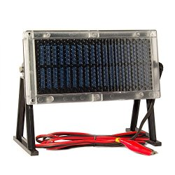 Universal Power Group 6V Solar Panel Charger for 6V 12Ah Para Systems