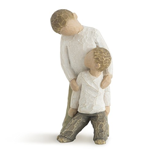 Brothers Figurine by Willow Tree
