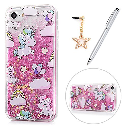 iPhone 8 Case, iPhone 7 Case- Unicorn