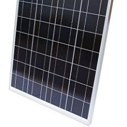 Solartech Power - SPM080P-TS-F - 36-Cell Polycrystalline Solar Panel, 17.3VDC, 4.70A