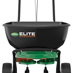 Scotts 75902 Elite Broadcast Spreader with Edgeguard, 20,000 sq. ft. -25 lbs.