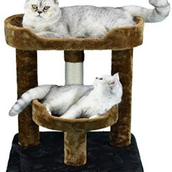 Go Pet Club Cat Scratcher Condo Furniture