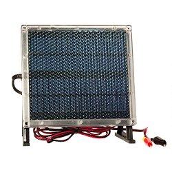 Universal Power Group 12-Volt Solar Panel Charger for 12V 7Ah Best Technologies PATRIOT 280 Battery