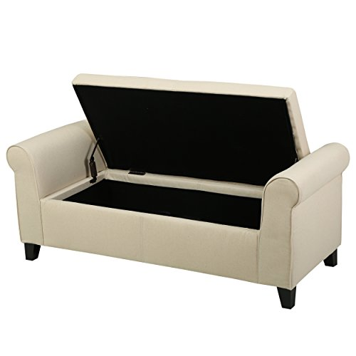 Great Deal Furniture Danbury 296872 Ottoman Bench