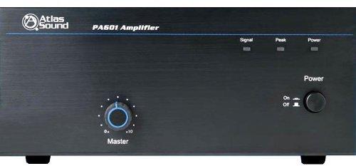 Atlas Sound PA601 60 Watt Single Channel Power Amplifier