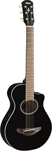 Yamaha APXT2 3/4-Size Acoustic-Electric Guitar - Black