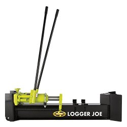 Snow Joe Sun Joe LJ10M Logger Joe 10 Ton Hydraulic Log Splitter