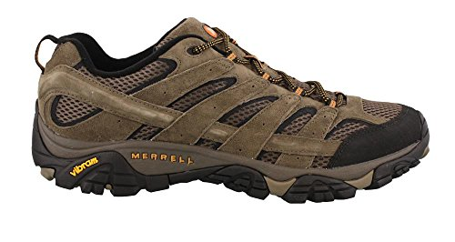 Merrell Men's Moab 2 Vent Hiking Shoe, Walnut, 9.5 M US