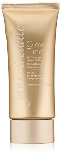jane iredale Glow Time Full Coverage Mineral BB Cream, BB5, 1.7 fl. oz.