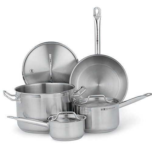 Vollrath (3822) Deluxe 7-Piece Optio Cookware Set