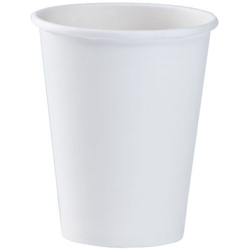 Party Dimensions 12 Count Paper Cup, 9-Ounce, White