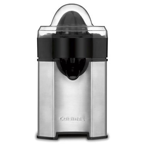 Cuisinart Pulp Control Citrus Juicer, Brushed Stainless