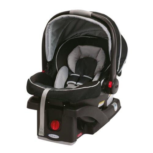Graco SnugRide Click Connect 35 Infant Car Seat, Gotham, One Size