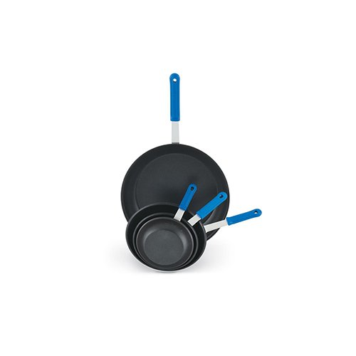 Vollrath Wear-Ever Collection CeramiGuard II Fry Pan with Cool Handle (10-Inch, Aluminum)