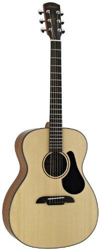 Alvarez Artist Series AF30 Folk Guitar, Natural/Glass Finish