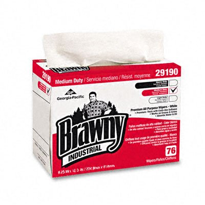 Georgia pacific Brawny Dine-A-Max All Purpose Food Prep and Bar Towel