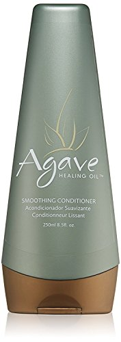 Agave Healing Oil - Smoothing Conditioner. Moisturizing Anti Frizz Deep Conditioner that Nourishes, Hydrates, and Adds Shine. Sulfate Free, Paraben Free, Phthalate Free and Cruelty Free (8.5 fl.oz)