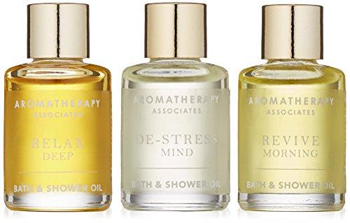 Aromatherapy Associates Essential Bath & Shower Oils Set