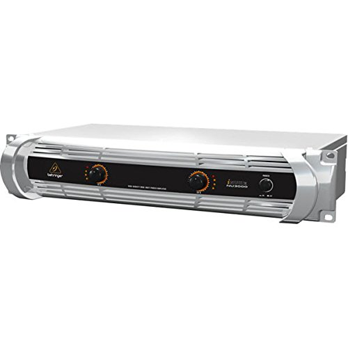 Behringer NU3000 iNuke Ultra-Lightweight, High-Density 3000-Watt Power Amplifier