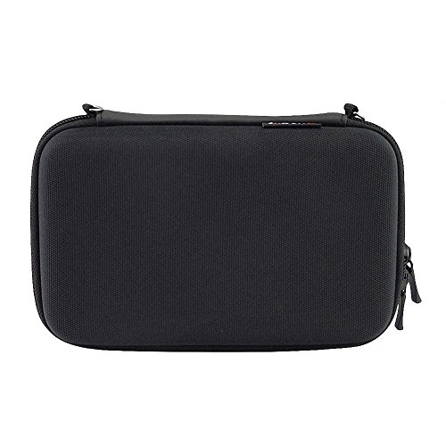 GUANHE Multifunction Universal USB Flash Drive Case Bag Portable External Hard Drive Carrying Case Bag Waterproof Organizer Electronic Accessories Case For U Disk Cellphone Data Cable Power Bank