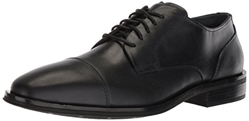 Cole Haan Men's Dawes Grand Cap Toe Oxford, Navy Ink Wp, 12 Medium US
