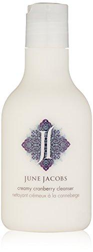 June Jacobs Creamy Cranberry Cleanser, 6.7 Fl Oz