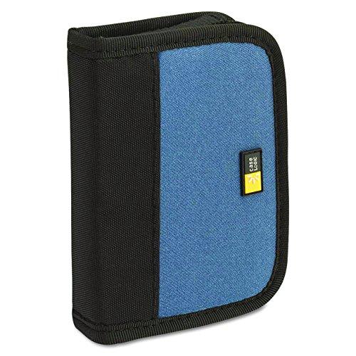 Case Logic JDS-6 USB Drive Shuttle 6-Capacity (Black/Blue)